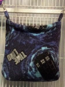 TARDIS Sleeping Pouch