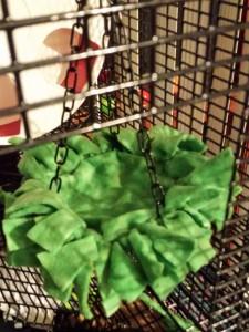 No Sew Trampoline